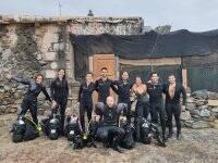 Tour de buceo para grupos con instructor y divemaster