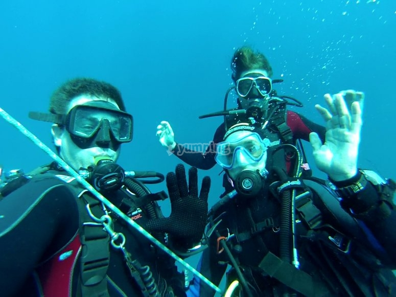 塔拉戈纳2星级潜水课程