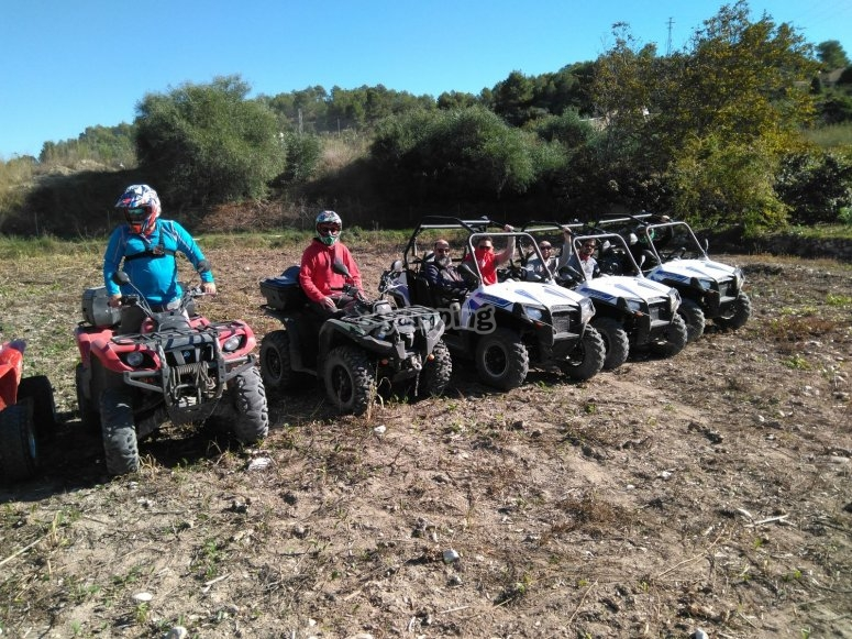 Buggy and quad tours