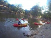 练习个人划船