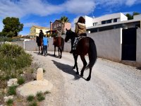Ruta a caballo por Valencia