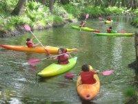 Salidas en piragua río Jerte