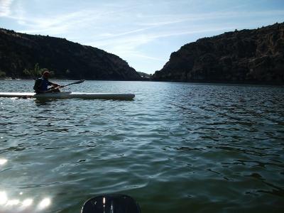 Kayak rental Hoces del Duratón 3 hours