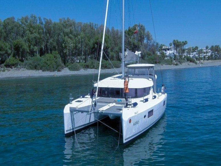 Paseo en Catamarán por Estepona