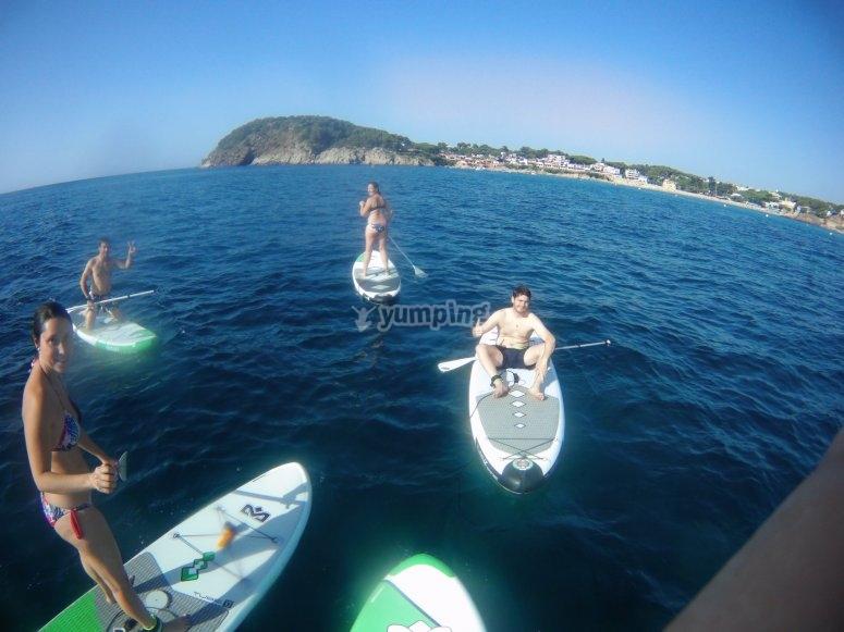 桨冲浪设备租赁