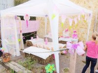 Fairy party in the hipica