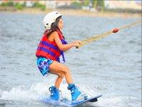 Piccolo wakeboard pratico