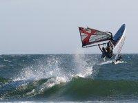 Clase de windsurf en Corralejo 2-3 horas