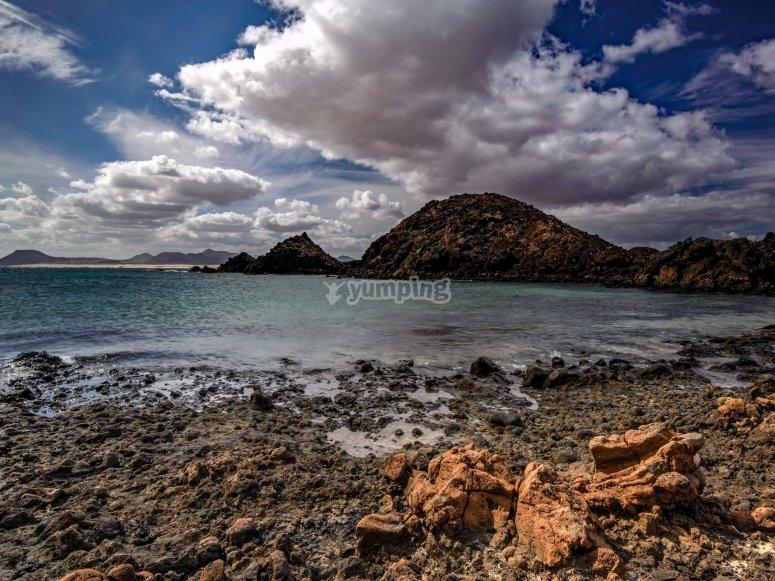 Bahía de Corralejo