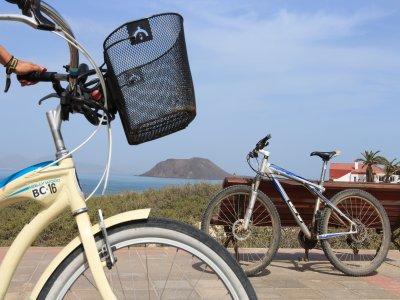 Alquiler bicicleta en Corralejo 8 horas