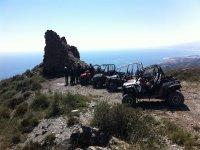 Tour en buggy 4 plazas por Sierra Almagrera 1h