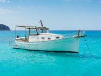 Alquiler barco tradicional mallorquín