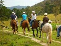 Tour familiar a caballo por Palamós