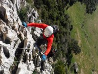 Pared vertical