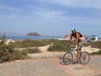 Tour guiado en bicicleta Fuerteventura