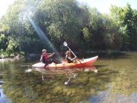 Alquiler canoa doble Cantabria
