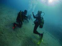Curso de buceo en Tossa de Mar
