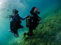 Open Water Diver diving course in Tossa de Mar