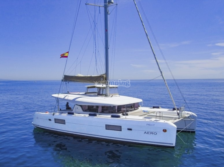 Alquiler barco privado Puerto