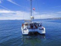 Despedida de soltero en barco Estepona