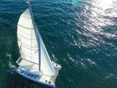 Alquiler Catamarán privado para fiesta 2h Estepona
