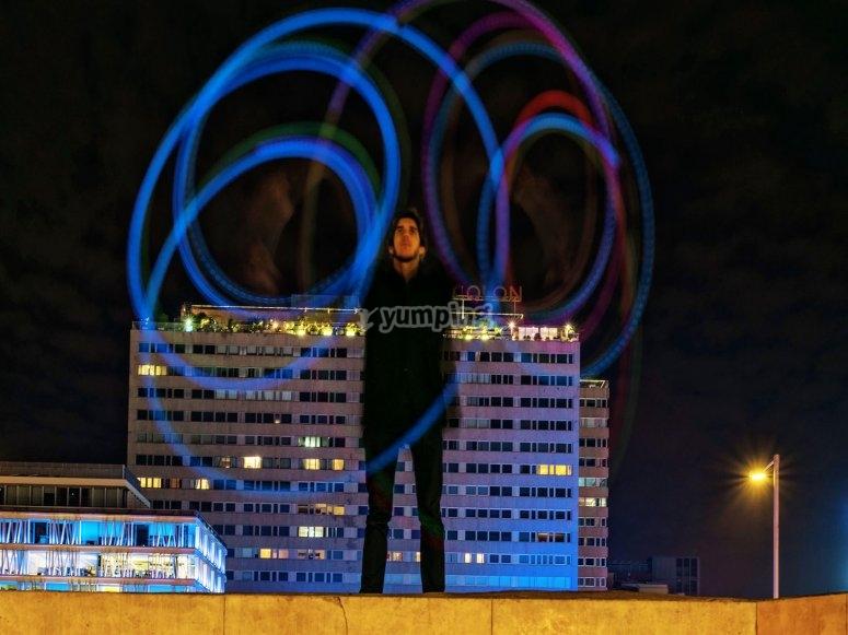 Juegos de ilusionismo en Madrid