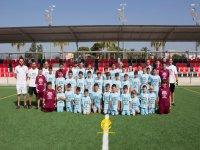 Campus de fútbol en Marbella turno de mañana