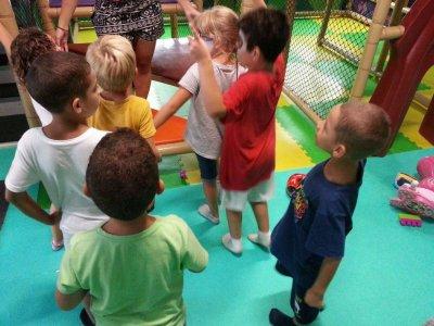 Campamento urbano de verano en Tenerife niños