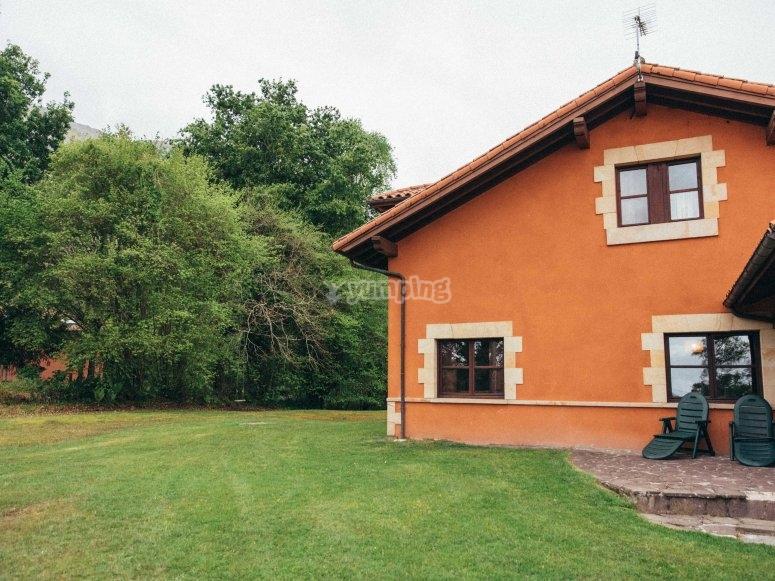 Casa rurale Asturie