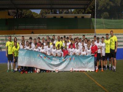 马贝拉1周的足球训练营