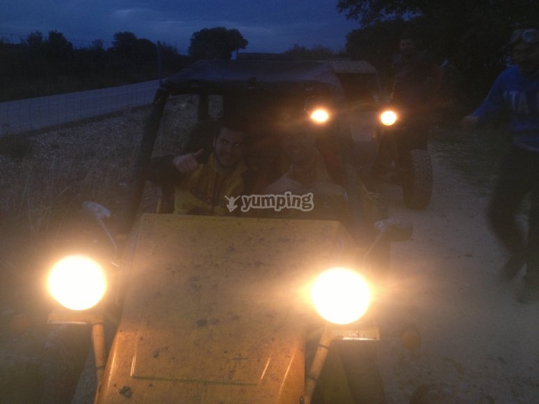 Passeggino Joyner Matador 650 cc