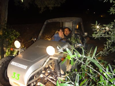 Saint John's eve Guadalajara night buggy tour