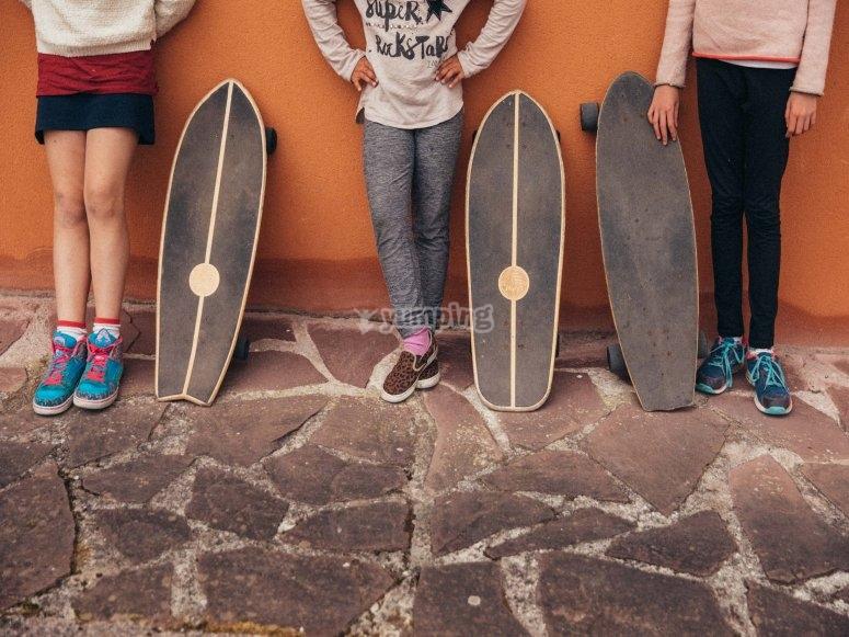 Skate Llanes