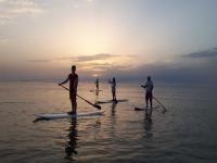 Alquiler de paddle surf en Sancti Petri 1 hora