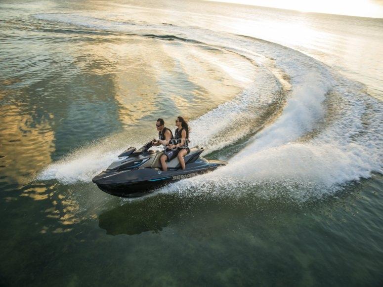Excursión en moto de agua Sea Doo