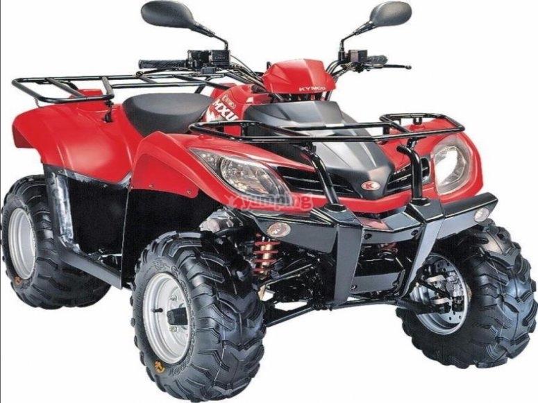 Quad kymko 250 cc