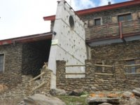 Accommodation on the mountain