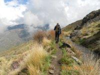 Walking at high altitude