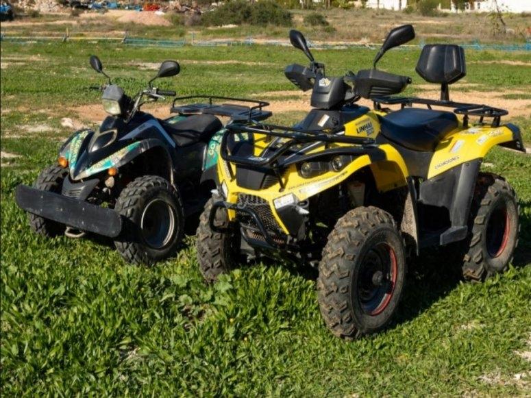 Diferentes quads