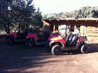 Excursiones en quad por la region