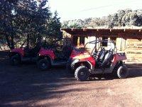 Excursiones en quad por la region