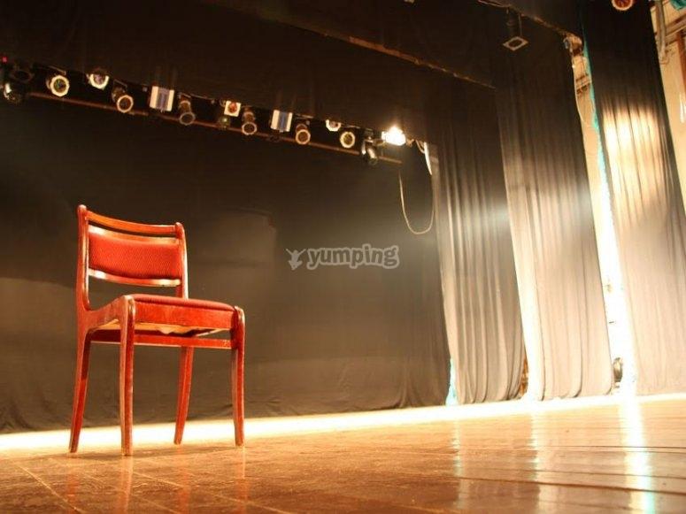 The room ready