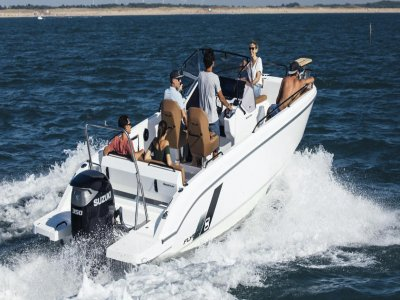 Boat rental with skipper in Dénia 4 hours