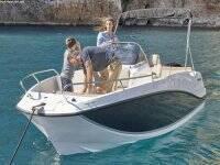 Paseo en barco y baño en costa de Alcossebre