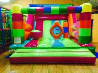 Bouncy Castle with Ramp
