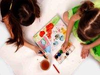 Talleres de pintura para niños