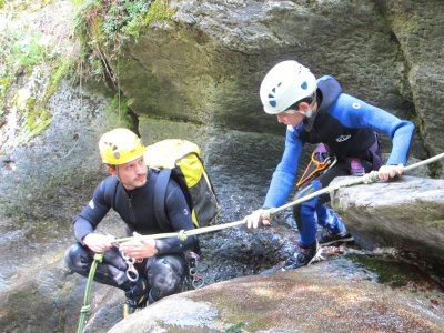 Rafting y Barranquismo Pack Familiar Sort