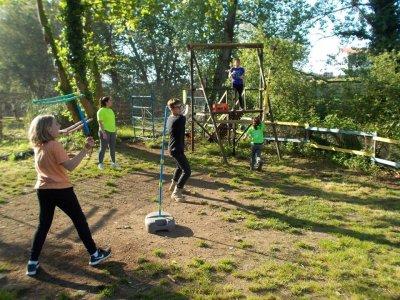 Soddisfa i bambini multiadventure e paintball Viveda 3 h