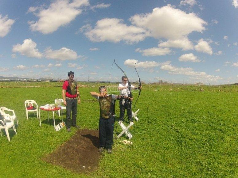 Archery in Córdoba