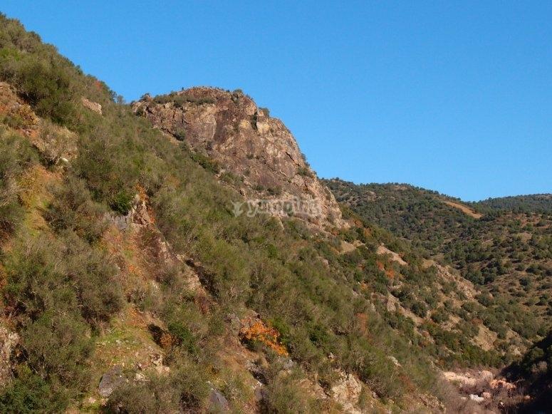 El valle de Guadiato